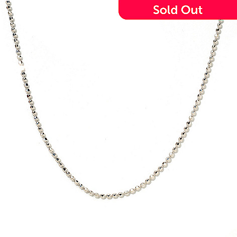 121-521 - TYCOON for Brilliante® 30'' Diamond Cut Chain Necklace