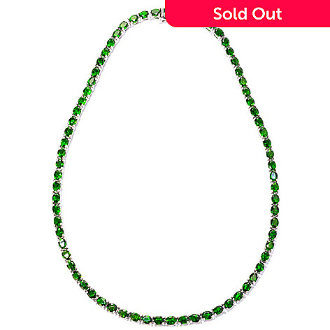 125-140 - NYC II® Chrome Diopside Tennis Necklace