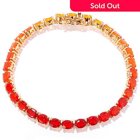 127-373 - NYC II® Shades of Fire Opal Tennis Bracelet