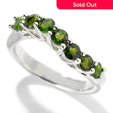 130-226 - NYC II™ 3mm Exotic Gemstone Wave Band Ring