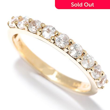 131-021 - NYC II® White Zircon Nine-Stone Band Ring