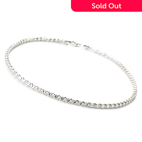 131-549 - SempreSilver® 18'' Polished Coreana Necklace