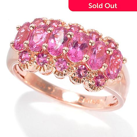 135-708 - NYC II™ 16-Stone ''Super Exotics'' Gemstone Band Ring