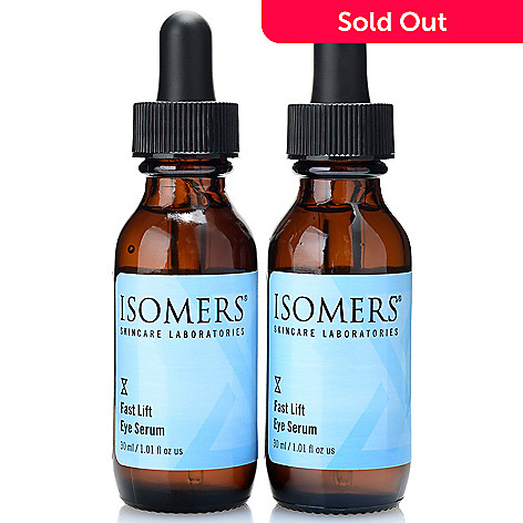 300-030 - ISOMERS Fast Lift Eye Serum Duo 1 oz Each