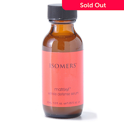 300-047 - ISOMERS® Matrixyl Wrinkle Defense Serum For Face 1 fl oz