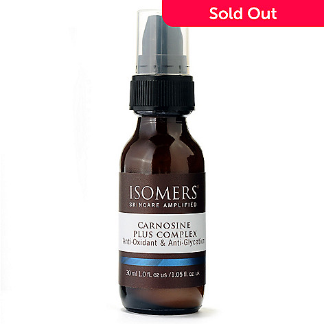 300-085 - ISOMERS® Carnosine+ Antioxidant Complex