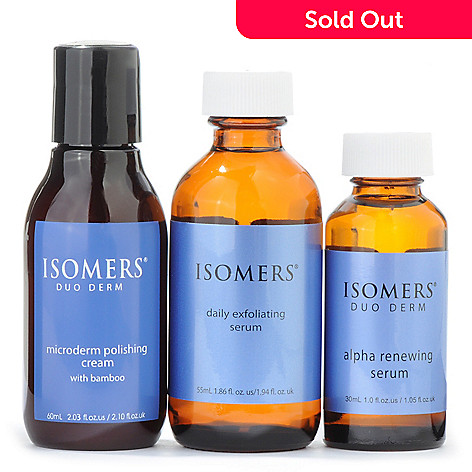 300-121 - ISOMERS Skin Refining 3 Piece Microderm System