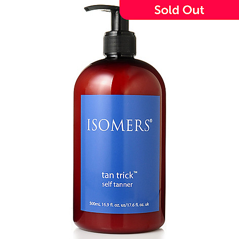 300-181 - ISOMERS Tan Trick Bonus Size 16.9oz
