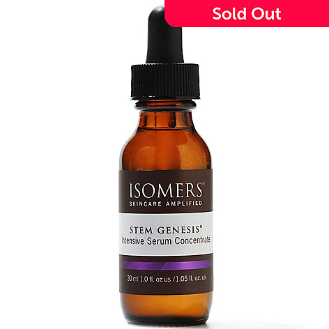 300-196 - ISOMERS Skincare Stem Genesis® Intensive Serum Concentrate 1 oz