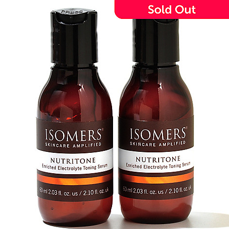 300-252 - ISOMERS® Enriched Electrolyte Toning Serum Duo