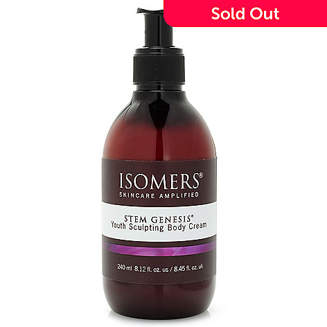 300-265 - ISOMERS Stem Genesis® Youth Sculpting Cream For Body - 8.12 oz