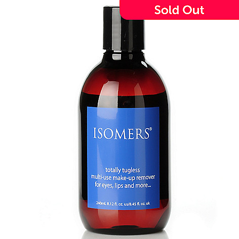 300-314 - ISOMERS Skincare Totally Tugless Makeup Remover 8.12 fl oz