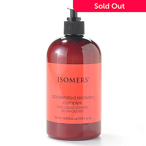 300-320 - ISOMERS Accelerated Recovery Complex Cream 16.9 fl oz