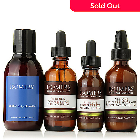 300-322 - ISOMERS Four-Piece ''One Series'' Skincare System