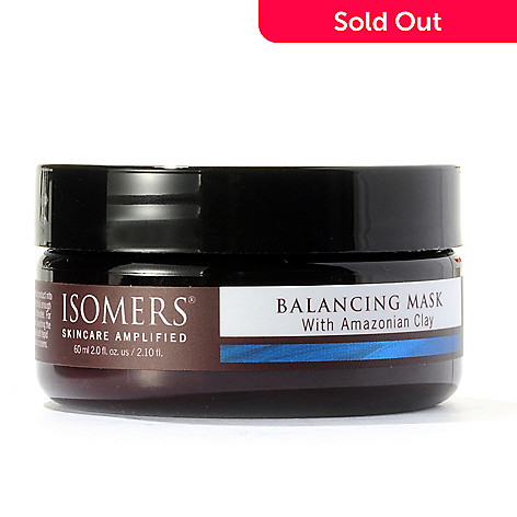300-361 - ISOMERS Skincare Balancing Mask w/ Amazonian Clay 2.1 oz