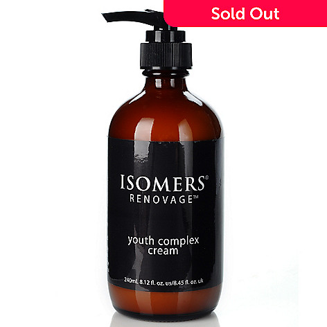 300-369 - ISOMERS Limited Edition Renovage Youth Complex Cream 8 oz