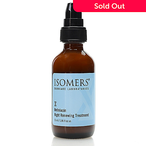 300-397 - ISOMERS® Retiniacin Age Diffuser for Face & Decollete 1.86 oz