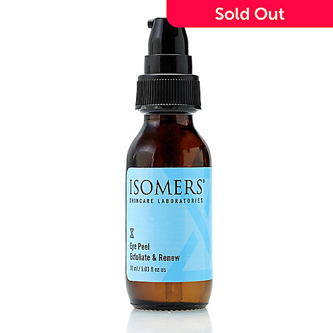 300-398 - ISOMERS® Exfoliate & Renew Eye Peel Skincare Treatment 1oz