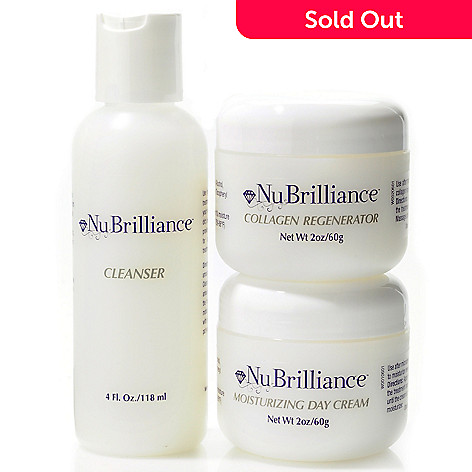300-565 - NuBrilliance Three-Piece Skincare Treatment