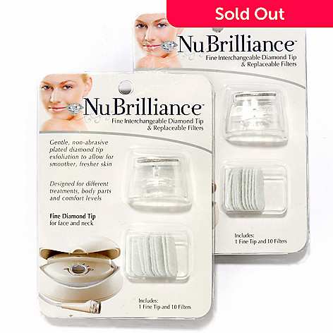 300-608 - NuBrilliance Replacement Tip Refill Duo - Fine