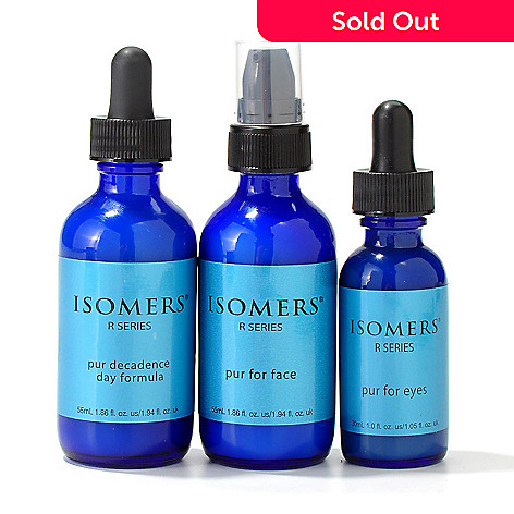 300-651 - ISOMERS R-Pur Daytime & Nighttime Rejuvenating Skincare Trio