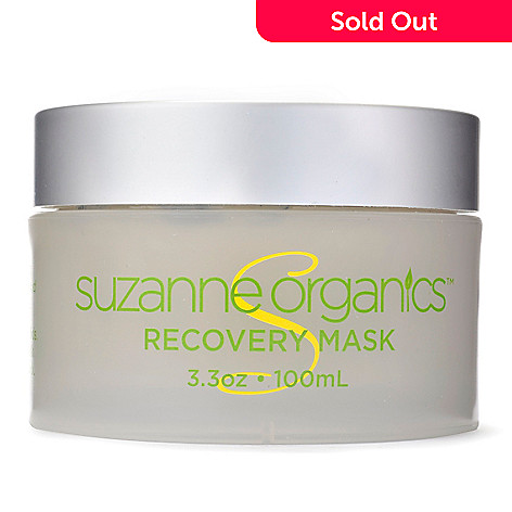 300-670 - Suzanne Somers Organics Recovery Mask