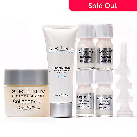 300-721 - Skinn Cosmetics Six-Piece Collagenesis Complete Treatment Set