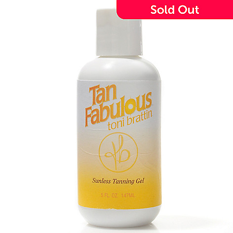 300-780 - Toni Brattin Tan Fabulous Self Tanning Gel