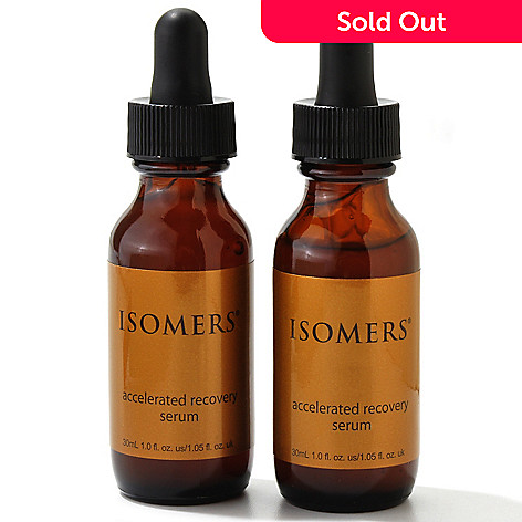 300-874 - Isomers Accelerated Recovery Serum Duo 1 oz