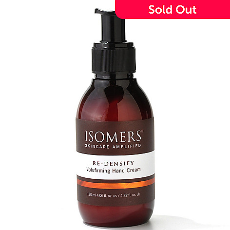 300-876 - ISOMERS® Re-Densify Volufirming Hand Cream 4.06 oz