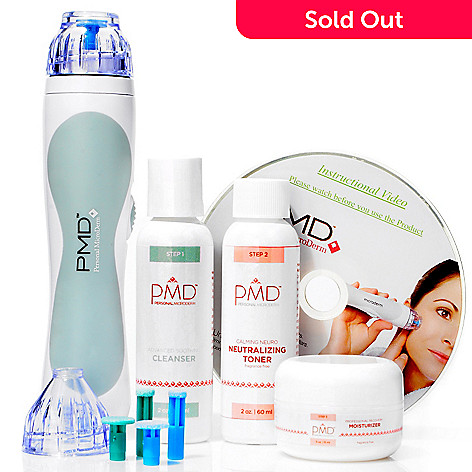 300-899 - PMD Personal MicroDerm At-Home System w/ Three-Piece Skincare Set