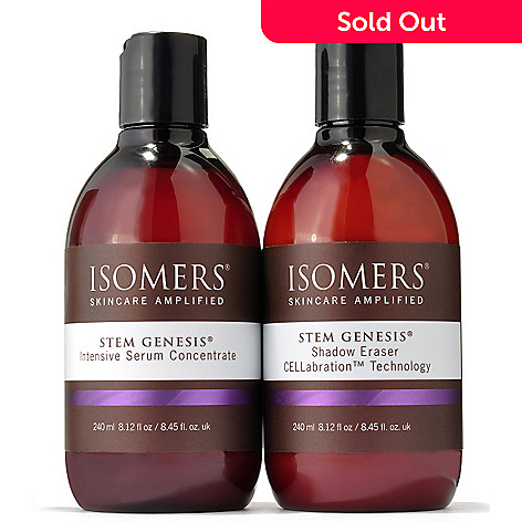 300-950 - ISOMERS Bonus Size Stem Genesis Serum & Shadow Eraser Duo
