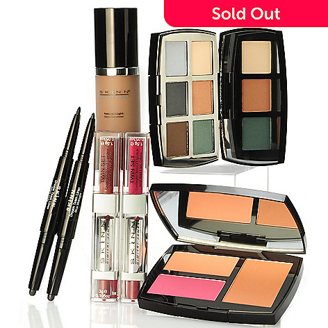 300-966 - Skinn Cosmetics Seven-Piece Soiree Color Collection