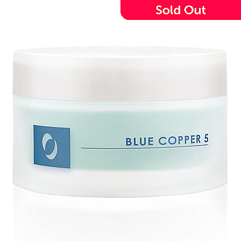 301-029 - Osmotics Cosmeceuticals Blue Copper 5 Age Body Lift - 5 oz