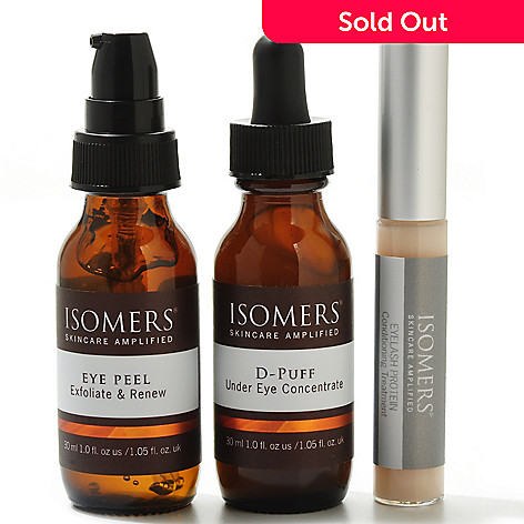 301-146 - ISOMERS Three-Piece Targeted Eye Collection