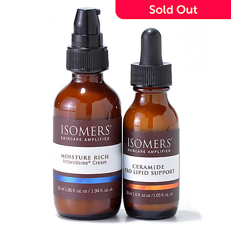 301-164 - ISOMERS Skincare Two-Piece Boosters for Dry Skin