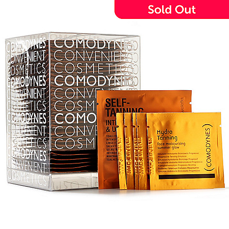 301-266 - Comodynes 30-Pack of Intense Tanning Towels w/ Five Bonus Hydra Tanning Sachets