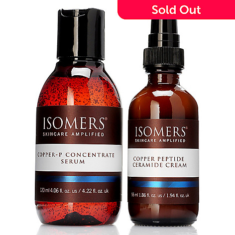 301-282 - ISOMERS Bonus Size Copper P Concentrate w/ Copper Cream