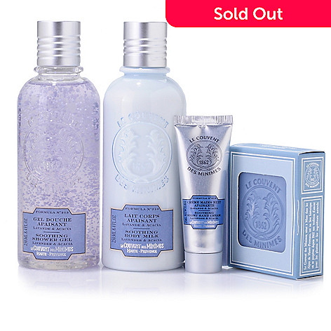 301-488 - Le Couvent des Minimes Four-Piece Pampering Body Rituals Set