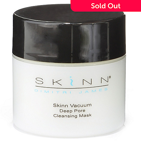 302-584 - Skinn Vacuum Deep Pore Cleansing Mask