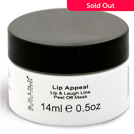 302-628 - Skinn Cosmetics Lip Appeal Lip & Laugh Line Peel Off Mask