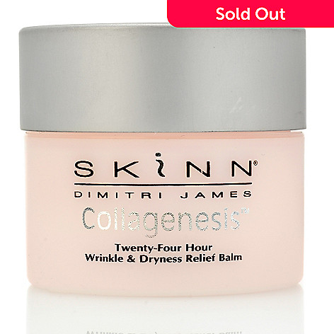 302-648 - Skinn Cosmetics Collagenesis 24 Hour Wrinkle And Dryness Relief Balm