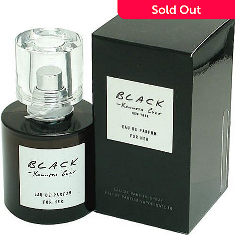 303-447 - Kenneth Cole Women's Black Eau de Parfum Spray - 3.4 oz