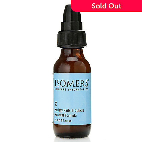 303-852 - ISOMERS Skincare Healthy Nails & Cuticle Renewal Formula 1 oz