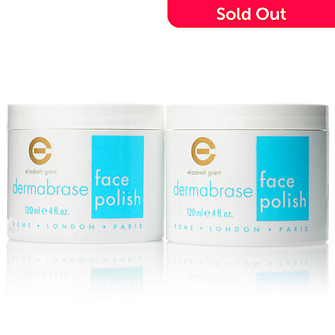303-876 - Elizabeth Grant Dermabrase Face Polish Duo - 4 oz Each