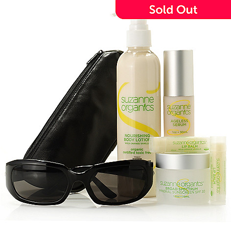 303-918 - Suzanne Somers Six-Piece Limited Edition Skincare Collection