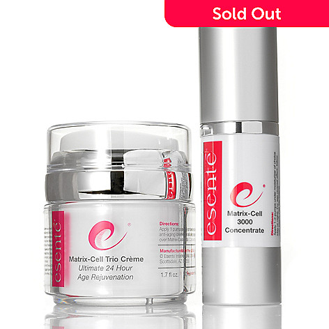 303-979 - esenté® Two-Piece Matrix-Cell Skincare Set