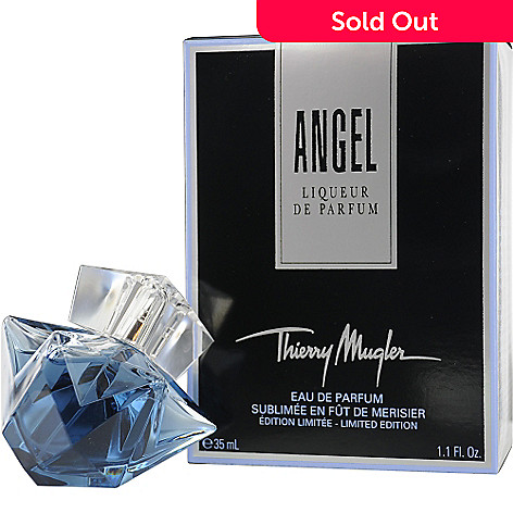 304-266 - Angel Liquer de Parfum Women's Limited Edition Eau de Parfum Spray – 1.1. oz