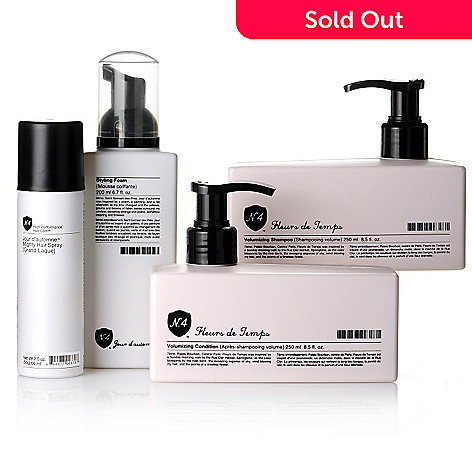 304-295 - No. 4 Four-Piece Hair Care Collection