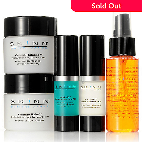 304-331 - Skinn Cosmetics Five-Piece Total Treat & Lift Collection